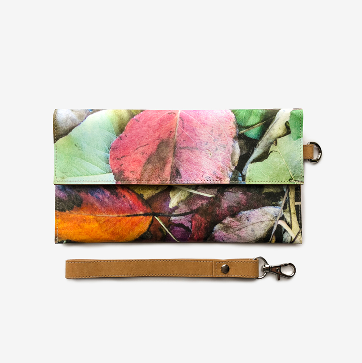 Autumn Confetti A Clutch