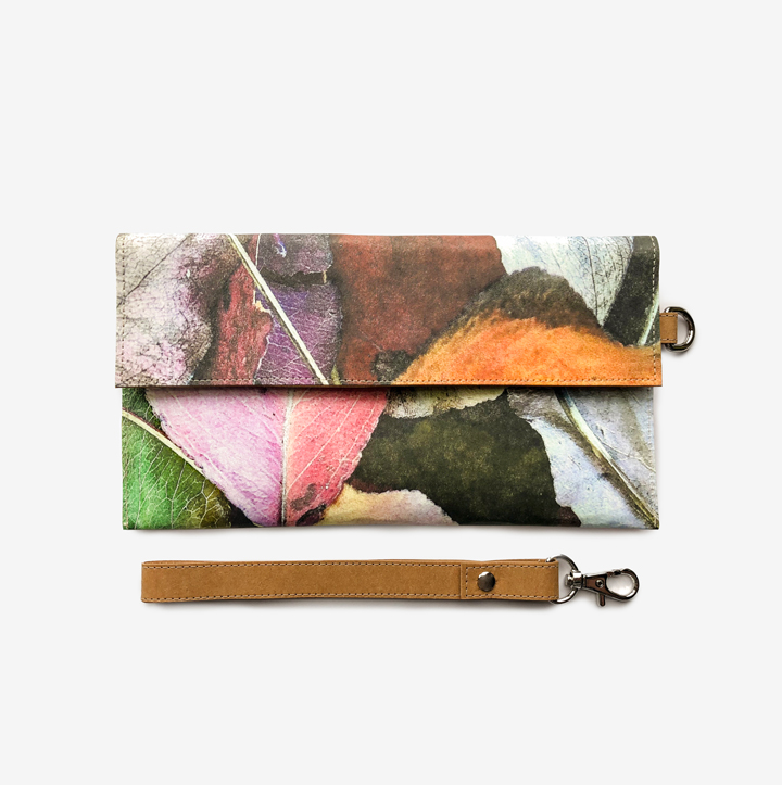 Autumn Confetti B Clutch