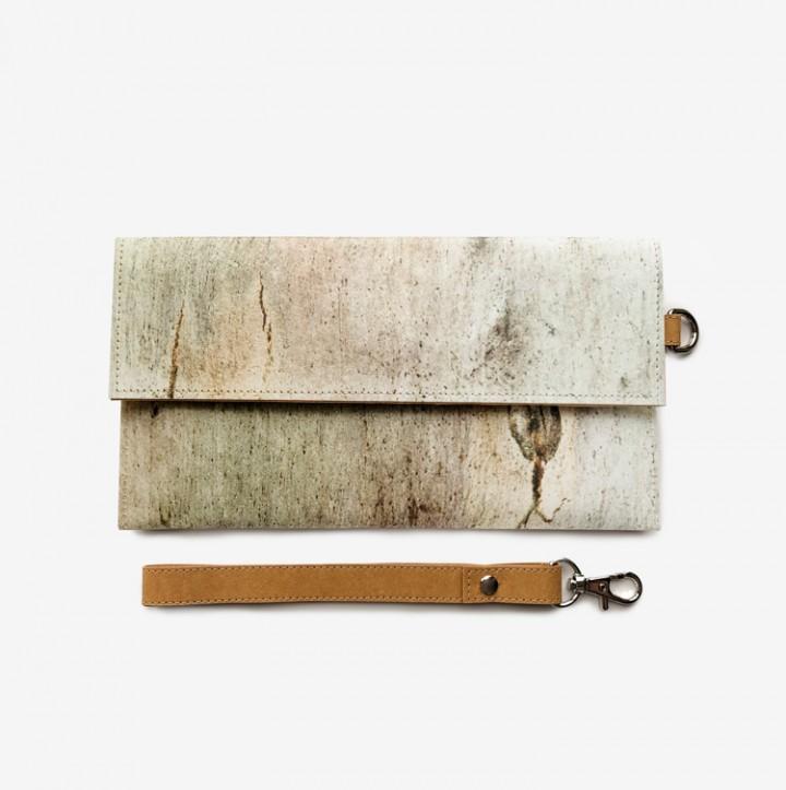 Silver Bark clutch