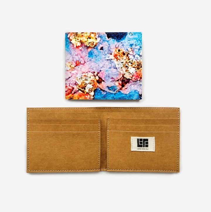 Earthly Delights wallet